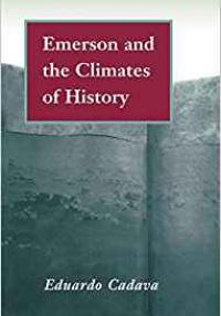 Cadava: Emerson and the Climates of History