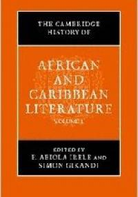 Gikandi-The Cambridge History of African and Caribbean Literature