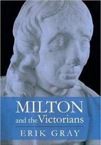 Book cover: Milton and the Victorians