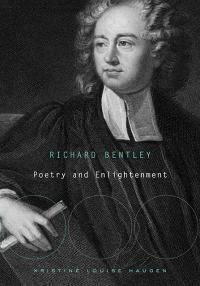 Book cover: Richard Bentley: Poetry and Enlightenment
