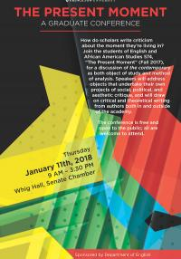 The Present Moment: A Graduate Conference