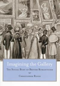 Book cover: Imagining the Gallery