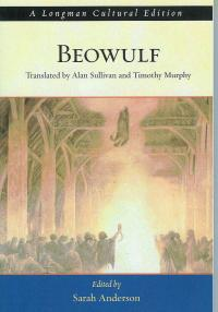 Book cover: Beowulf, A Longman Cultural Edition