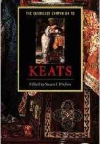 The Cambridge Companion to John Keats