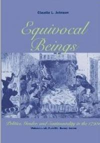 Equivocal Beings by Claudia L Johnson
