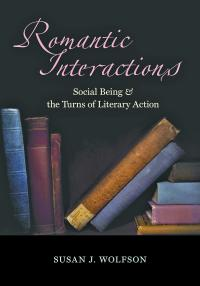 Book cover: Romantic Interactions - Wolfson