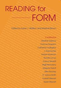 Reading for Form cover
