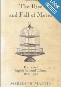 Book cover: Martin - The Rise and Fall of Meter