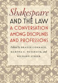 Shakespeare and the Law - Bradin Cormak