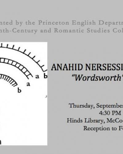 Anahid Nersessian talk poster