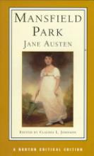 Mansfield Park (Norton Critical Edition)
