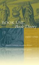 Book Use, Book Theory - Bradin Cormack