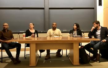 Writing in Public Panel discussion