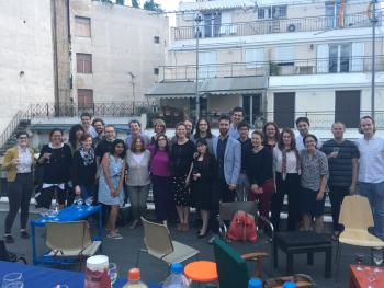 INCH group in Athens