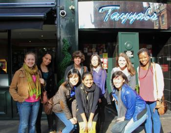 Tayyabs: Students sample South Asian cuisine in East London