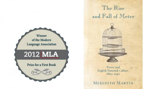 Prof. Meredith Martin wins MLA Prize for a First Book