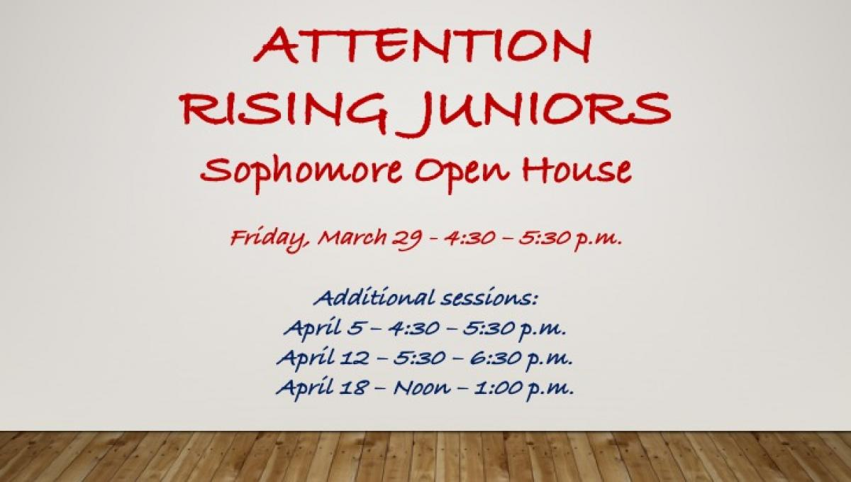 Sophomore sign-in
